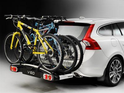 Portabicicletas Volvo