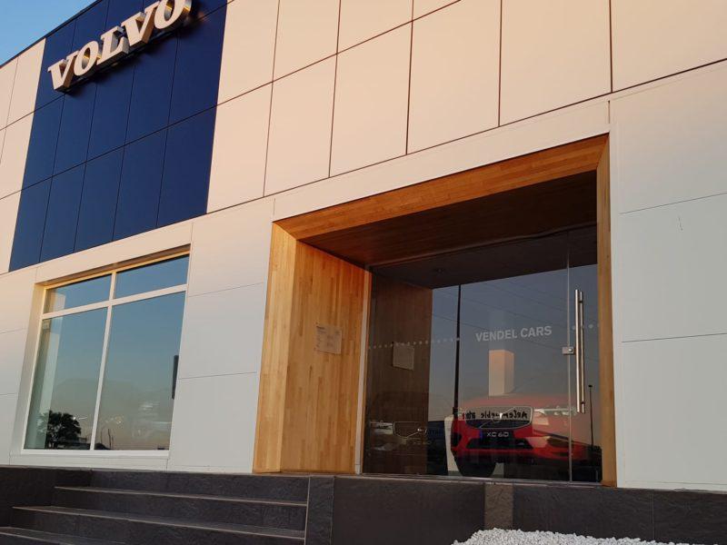 Nuevo Concesionario Volvo en León
