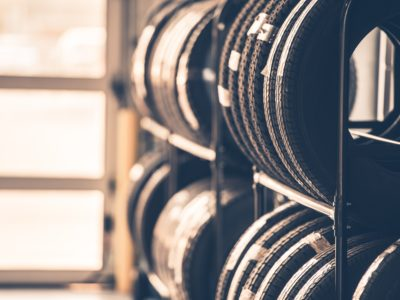Custodia de neumáticos